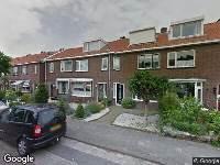 112 melding Ambulance naar Lodewijk van Nassaustraat in Zwijndrecht