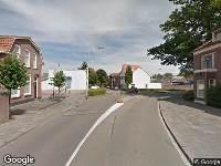 112 melding Ambulance naar Valkenierslaan in Breda