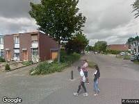 112 melding Ambulance naar Marsstraat in Roermond