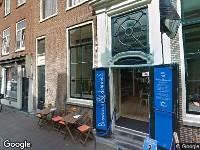 Ambulance naar Schagchelstraat in Haarlem