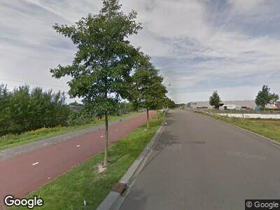 Ambulance naar Rat Verleghstraat in Breda