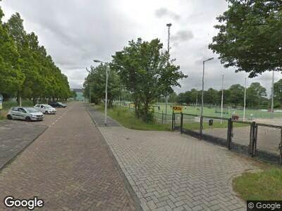 Ambulance naar Willinklaan in Amsterdam