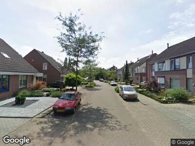 Brandweer naar Roodververij in Roermond vanwege waarnemen gaslucht