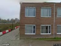 112 melding Besteld ambulance vervoer naar Overkampweg in Dordrecht