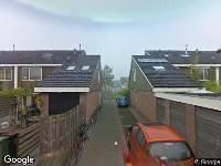 112 melding Ambulance naar Roosje Vosstraat in Alphen aan den Rijn