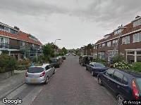 112 melding Ambulance naar Prins Bernhardstraat in Zwijndrecht