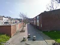 112 melding Ambulance naar Aarstraat in Den Helder