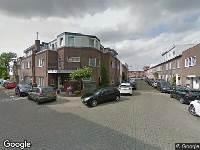 112 melding Ambulance naar Padangstraat in Haarlem