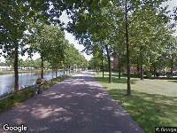 112 melding Ambulance naar Wilhelminakanaal Zuid in Oosterhout