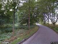 Brandweer naar Scoutingpad in Almere vanwege waarnemen gaslucht