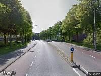 Brandweer naar Burgemeester Drijbersingel in Zwolle