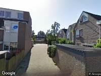 112 melding Ambulance naar Eerste Reit in 's-Hertogenbosch