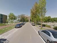112 melding Politie naar Reitseplein in Tilburg vanwege letsel