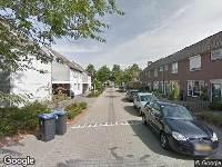 112 melding Brandweer naar De Hoge Kamp in Rosmalen