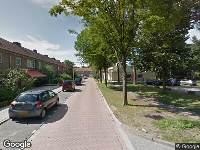 112 melding Ambulance naar Sabelhof in Tilburg
