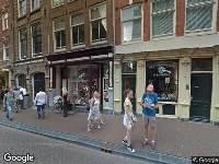 112 melding Ambulance naar Nieuwe Hoogstraat in Amsterdam