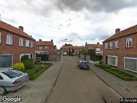 112 melding Ambulance naar Bernhardstraat in Vogelwaarde