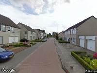 112 melding Ambulance naar Tosca in Sint Jansteen