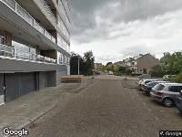 112 melding Ambulance naar Kapitein Luidingaflat in Zwijndrecht