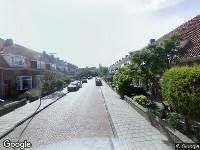 112 melding Ambulance naar Leeuwendalersstraat in Haarlem