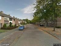 112 melding Brandweer naar Albert Cuypstraat in Venlo vanwege afhijsen patient
