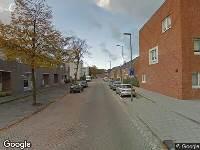 112 melding Ambulance naar Hontenissestraat in Rotterdam