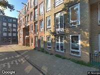112 melding Ambulance naar Boulevardpad in Amsterdam