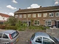 112 melding Ambulance naar Kerstroosplein in Eindhoven