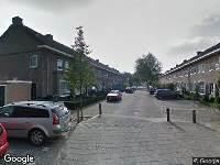 112 melding Ambulance naar Heggenroosstraat in Eindhoven