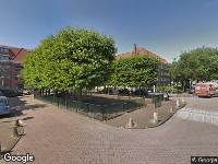 112 melding Ambulance naar Juliana van Stolbergstraat in Amsterdam