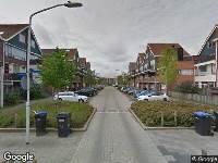Politie naar Stellingmolen in Papendrecht