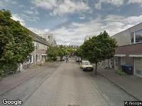 Ambulance naar Willem Barentszstraat in Nijmegen