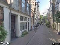 Ambulance naar Binnen Vissersstraat in Amsterdam