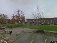 112 melding Brandweer naar Julianaplein in Boskoop vanwege waarnemen gaslucht