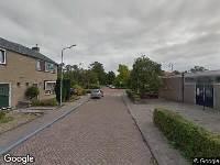 Ambulance naar Kaersemakerstraat in Zierikzee