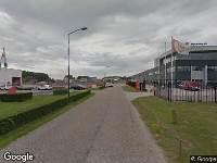 112 melding Ambulance naar Vaartweg in Oosterhout