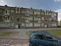 112 melding Ambulance naar Floraplein in Eindhoven