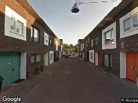 Ambulance naar Driebanstraat in Amsterdam
