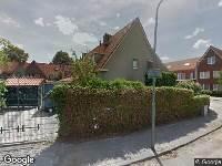 112 melding Ambulance naar Theophile de Bockstraat in Dordrecht