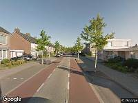 112 melding Ambulance naar Brahmslaan in Eindhoven