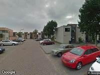 112 melding Ambulance naar Vlagzalm in Krommenie