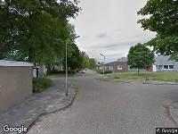 112 melding Brandweer naar Antillenweg in Leeuwarden vanwege verkeersongeval