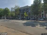 112 melding Ambulance naar Prins Hendrikkade in Amsterdam