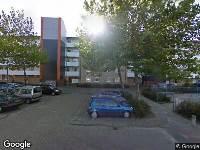 112 melding Ambulance naar Muiderslotstraat in Schiedam