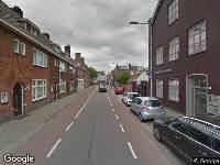 112 melding Ambulance naar Lange Schijfstraat in Tilburg