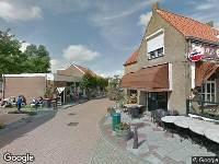 Ambulance naar Dijkstraat in Scharendijke