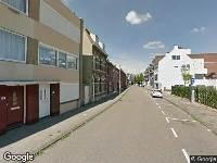 Brandweer naar Nobelstraat in Heerlen