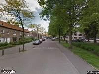 112 melding Ambulance naar Thomas à Kempislaan in Eindhoven
