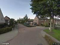 Ambulance naar Distel in Luyksgestel