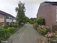 112 melding Brandweer naar Lenteklokje in Leeuwarden vanwege brand